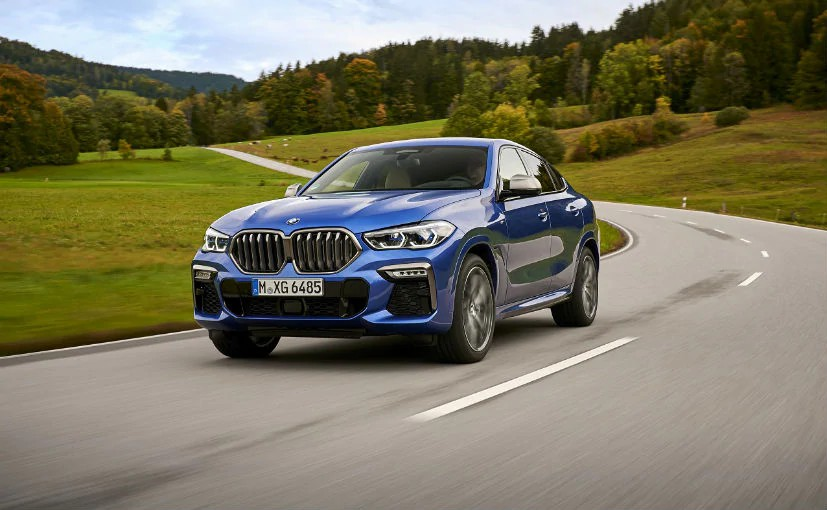 BMW X6 2020 Launched In India With Turbocharged Engine