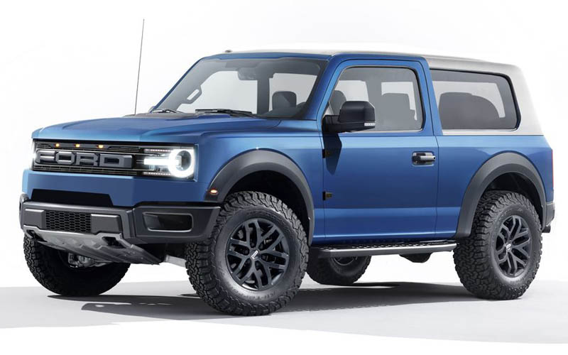 Ford Bronco 2020 Confirmed To Arrive In July