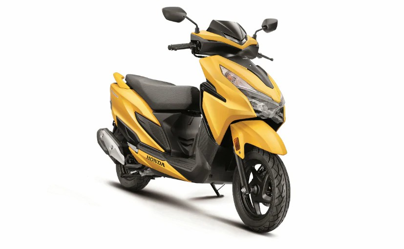 Honda Grazia 125 With BS6 Goes Official