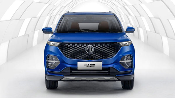 MG Hector Plus Appeared On Website Ahead Of Its Launch