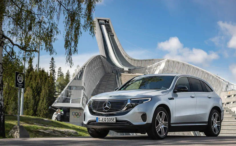 Mercedes Benz EQC Electric SUV Confirmed To Arrive In India
