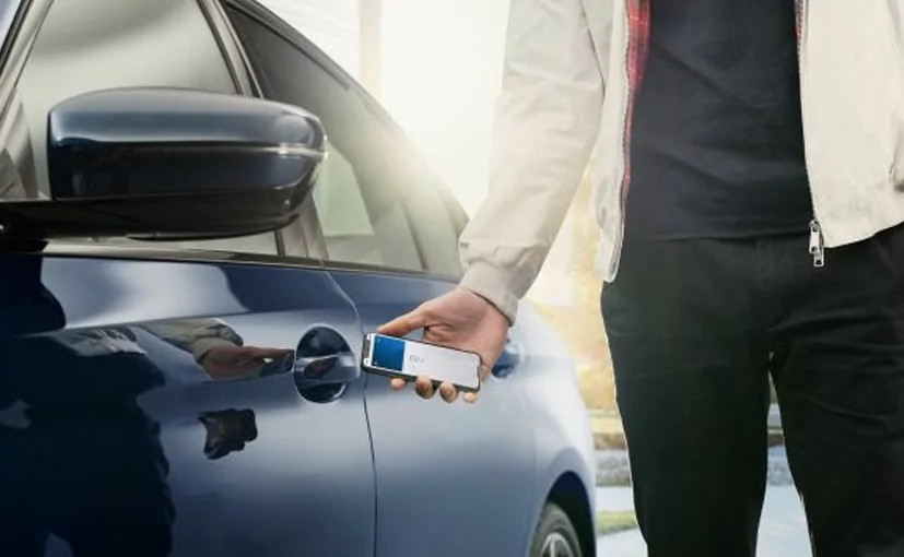 Now Unlock Your Car With iPhone