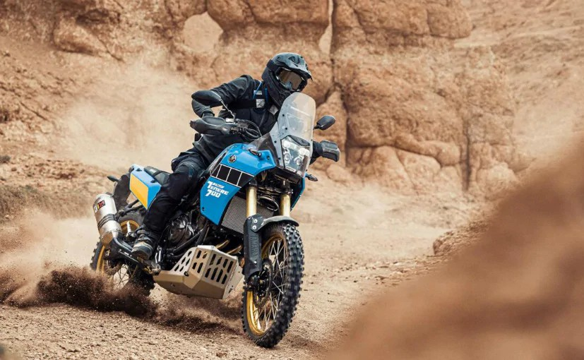 Yamaha Tenere 700 Rally Edition Goes Official
