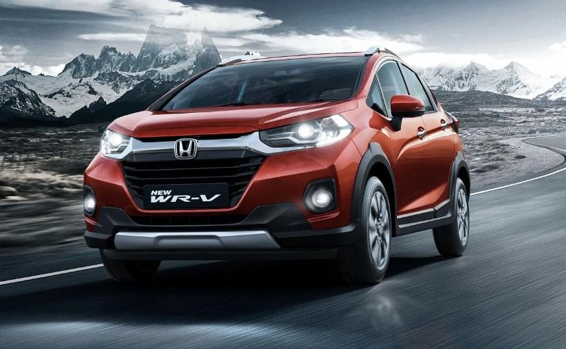 Honda WR-V Facelift BS6 2020 Goes Official In India