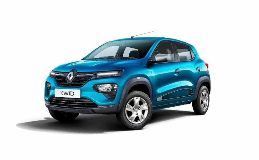 Renault Kwid 1.0L RXL BS6 Variant Goes Official In India