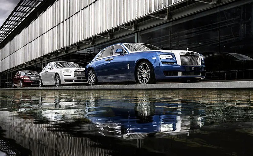 Rolls-Royce Models Will Offer Best Environment In Cars