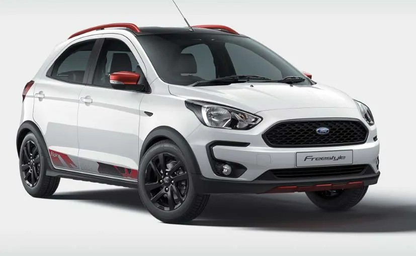 Ford Freestyle Flair Edition Goes Official In India