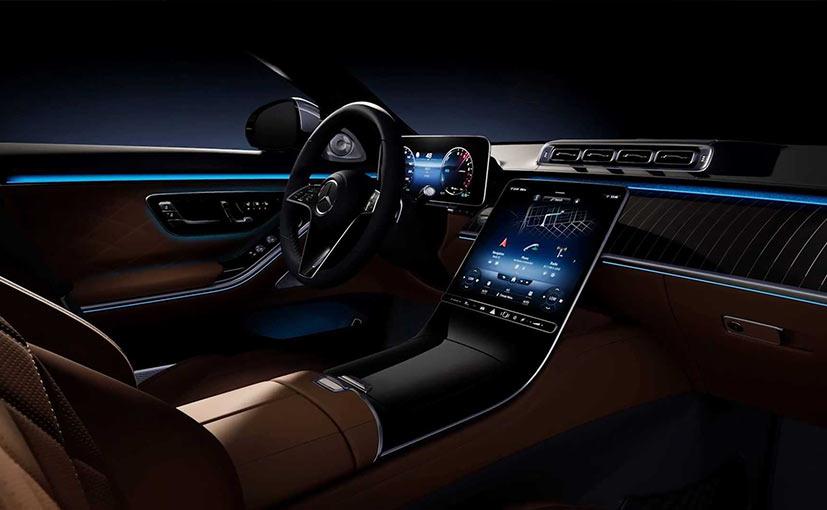 Mercedes-Benz S-Class 2021 Interior Information Surfaced Online