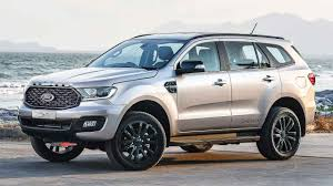 New Ford Endeavour Sport Confirmed To Launch Next Week