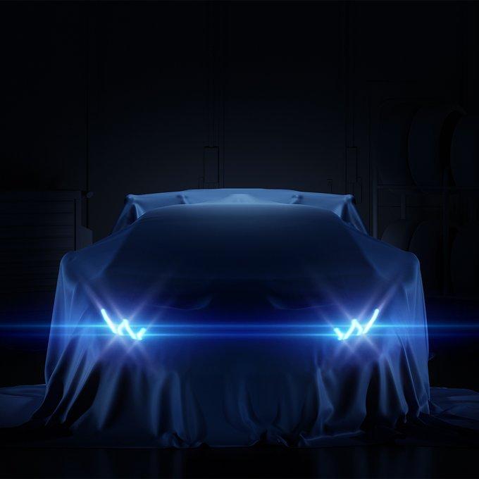 Lamborghini Huracan STO Teased