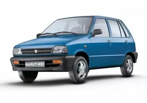 Facts About The Maruti 800