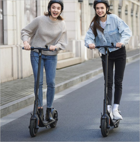 Ninebot F25 Electric Scooter Goes Official