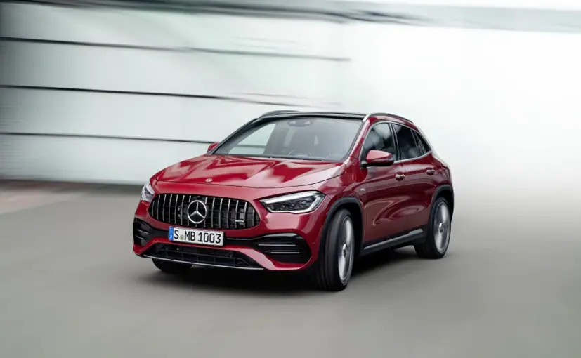 Mercedes-Benz GLA And AMG GLA 35 Goes Official In India