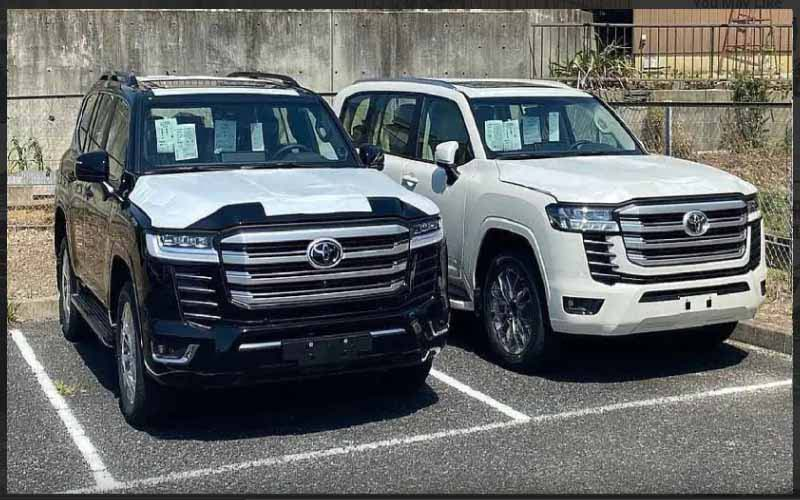 Upcoming Toyota Land Cruiser LC300 Details Surfaced Online - AutoBugg