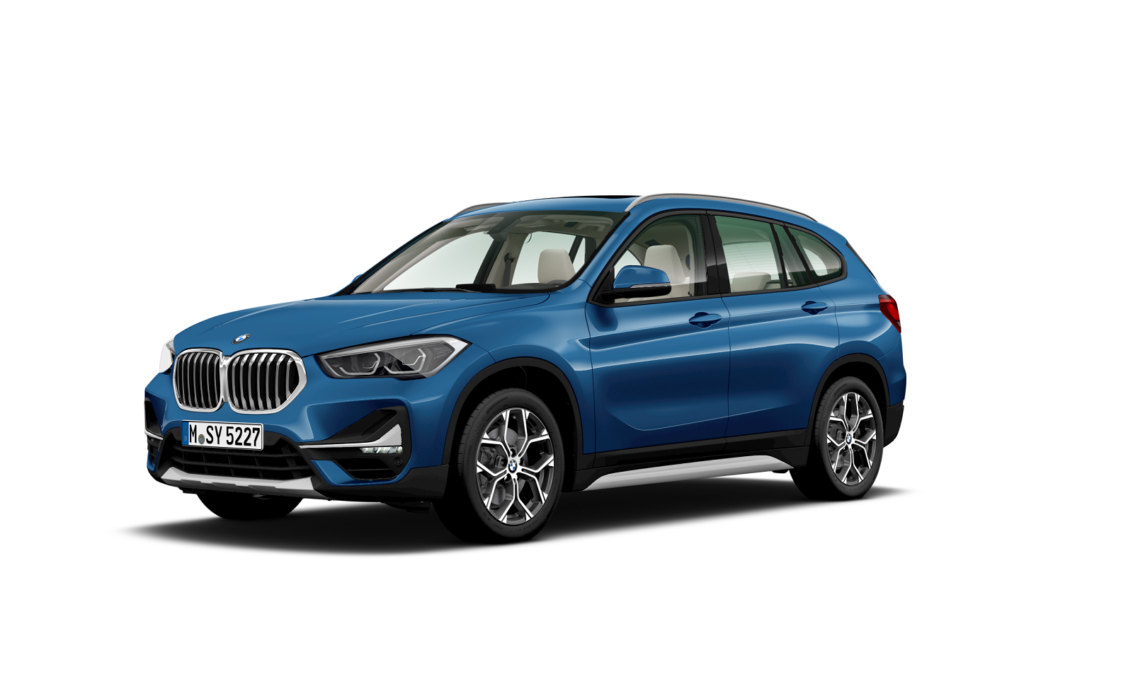 BMW Launched X1 20 i Tech Edition In India -Exterior