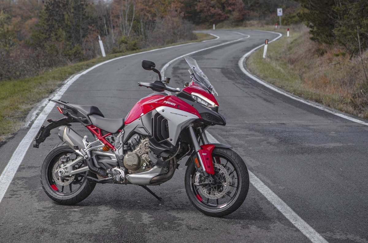 Ducati Multistrada V4 Launch In India At RS 18.99 Lakh
