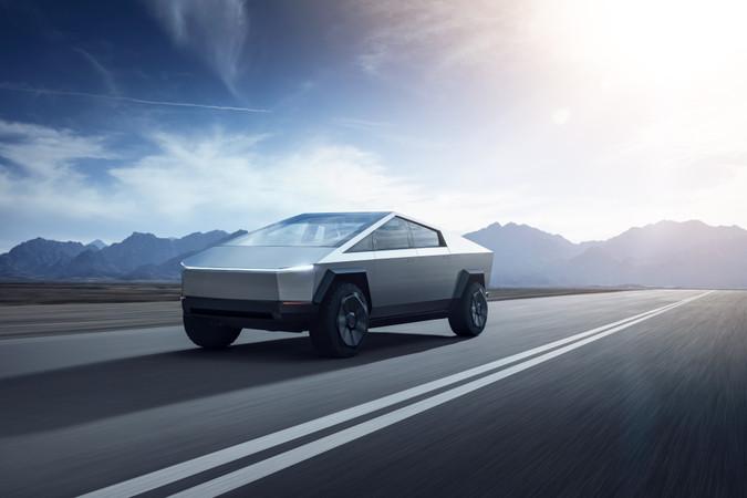 Elon Musk Reveals How New EV Named Tesla Cybertruck Opens Without Door Handles