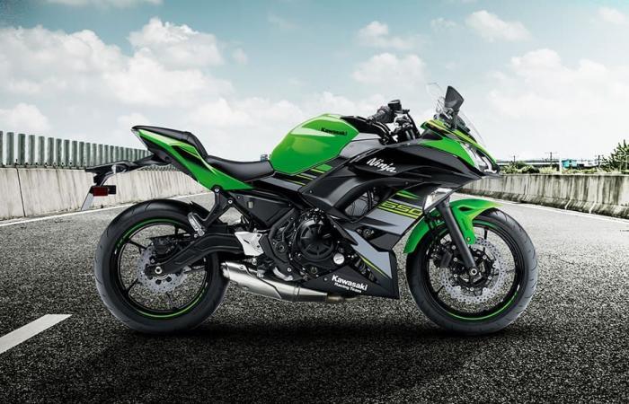 2022 Kawasaki Ninja 650 Launched In India At Rs 6.61 Lakh