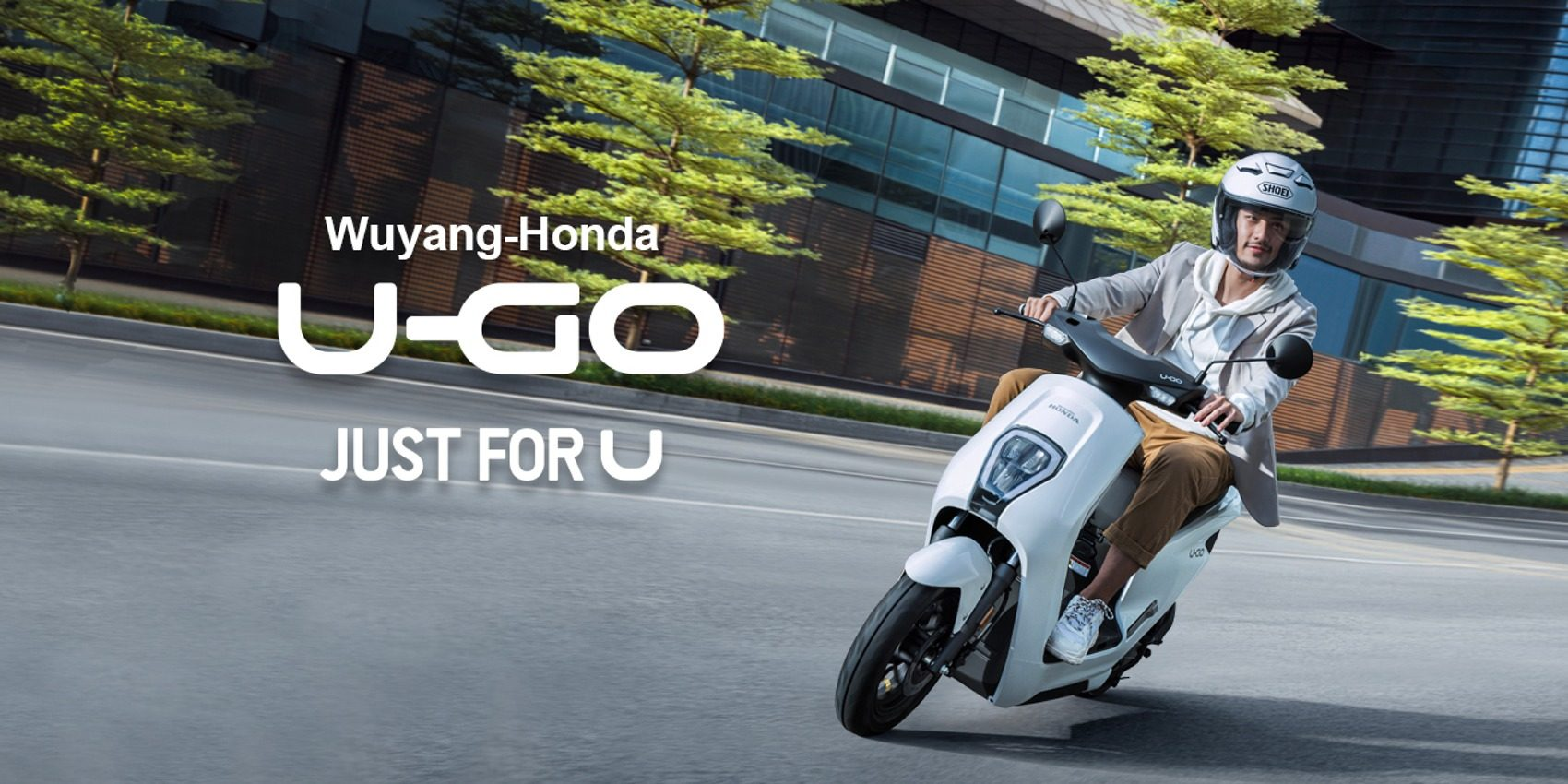 Honda Launches New U-GO Electric Scooter In China