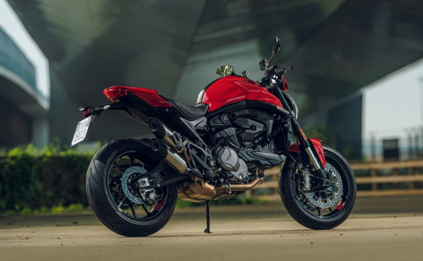 Ducati Monster 2021 India Launch Date Confirmed