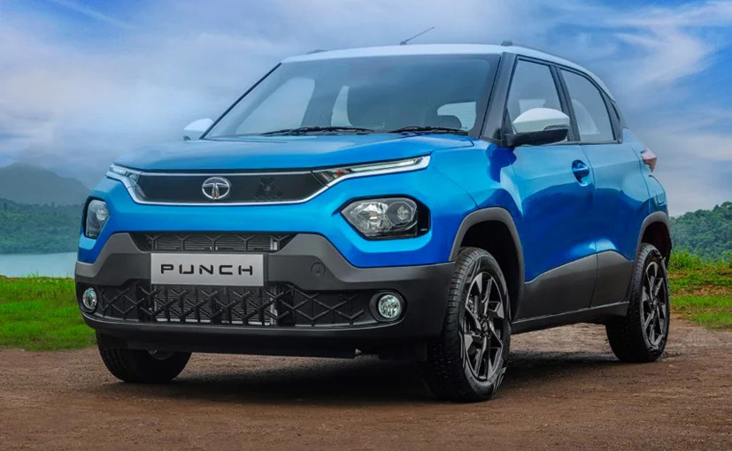 Tata Punch Micro SUV Teased Ahead Of Its Launch